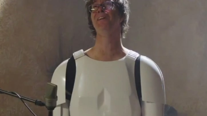 Watch Weird Al, Ben Folds Audition for 'Star Wars' Cantina Band