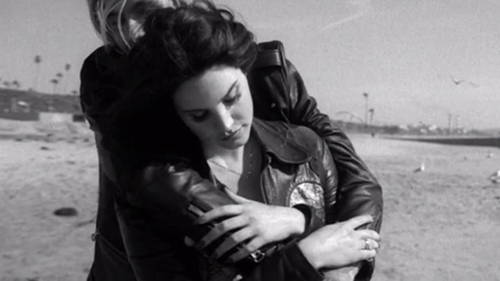 Lana Del Rey Goes Hollywood Film Noir in 'West Coast' Video