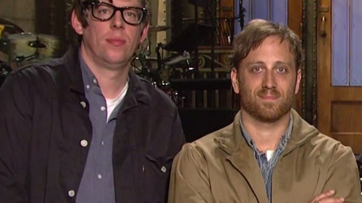 Watch the Black Keys Awkwardly Meet Charlize Theron in 'SNL' Promos