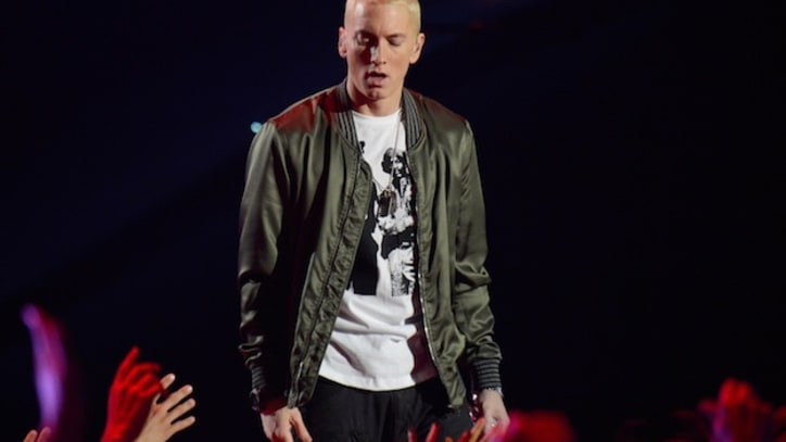 Eminem and Spike Lee Deliver Mother's Day Card With 'Headlights' Video