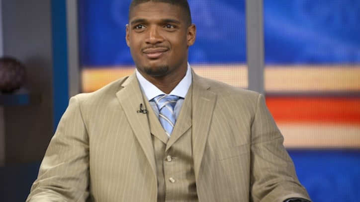 Watch Michael Sam, First Openly Gay NFL Player, React to Draft Pick