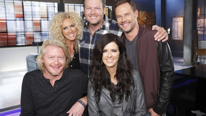 Little Big Town Join Team Blake on 'The Voice'