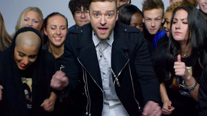 See Michael Jackson and Justin Timberlake Dance Through Video History