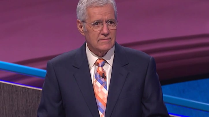 MC Alex Trebek Unleashes Nineties Hip-Hop Trivia on 'Jeopardy!'