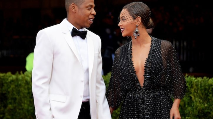 Jay Z and Beyonce Tease Star-Packed Action Film 'Run'