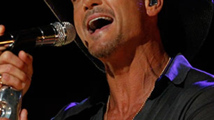 Tim McGraw Turns 'City Lights' on for 'The Voice'