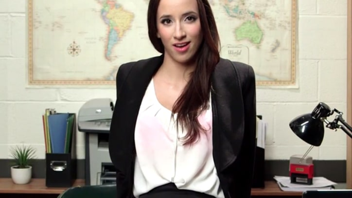 Duke Porn Star Belle Knox Explains New Reality Show 'The Sex Factor'