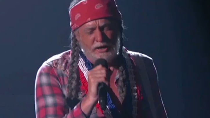 Watch Sebastian Bach Creepily Transform Into Willie Nelson