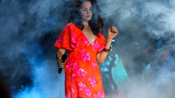 Lana Del Rey Pokes Fun at New York Hipsters in 'Brooklyn Baby'