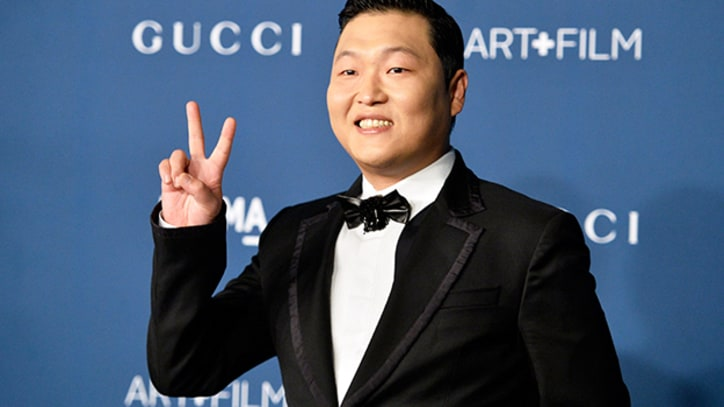 Psy Pukes and Brushes His Teeth With Snoop Dogg in 'Hangover' Video