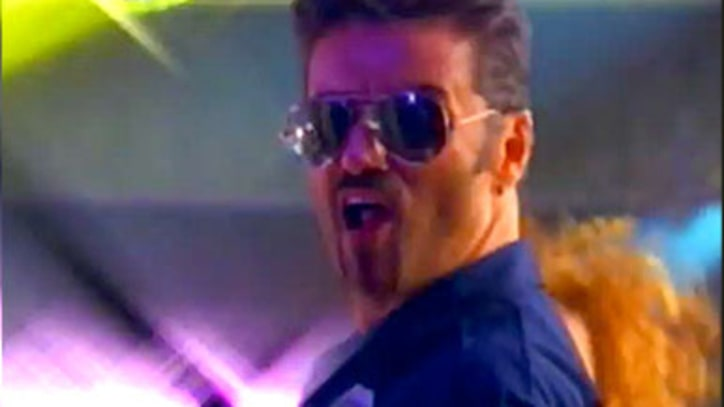This Week In Rock History: George Michael Busted and the World Meets ABBA