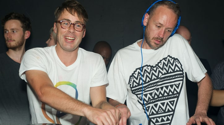 Basement Jaxx Invent a 'Twerkbot 1.0' in 'Never Say Never' Video