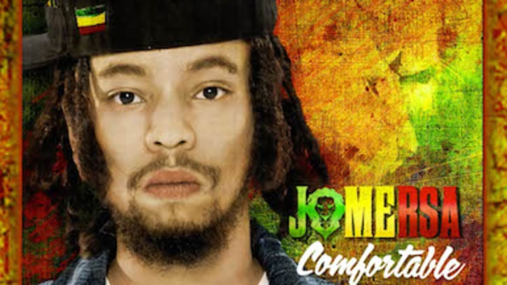 Hear It First! Jo Mersa Marley Releases 'Comfortable' Remix