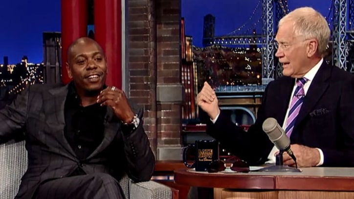 Dave Chappelle: 'I Never Quit – I'm Seven Years Late for Work'