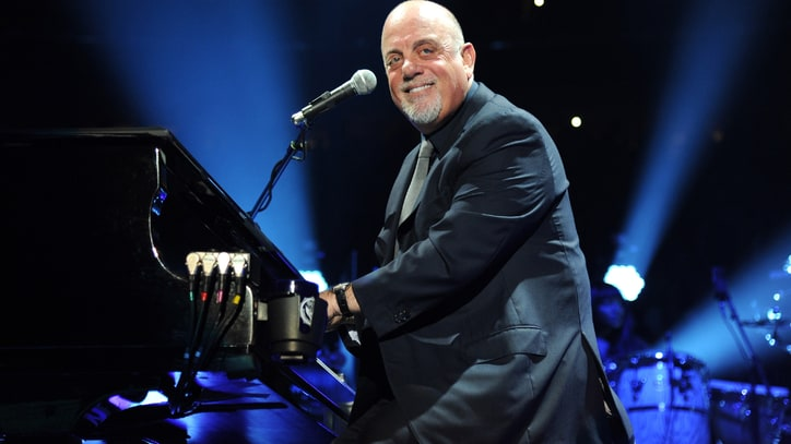 Billy Joel to Receive Library of Congress' Gershwin Prize