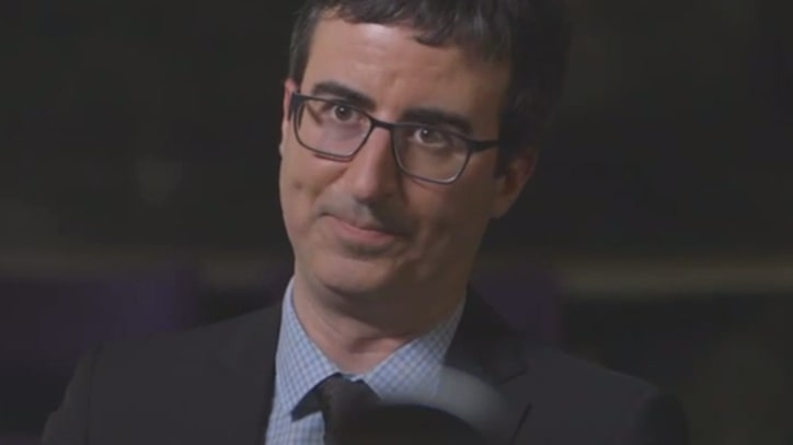 Watch John Oliver Get Ruthlessly Mocked by Stephen Hawking