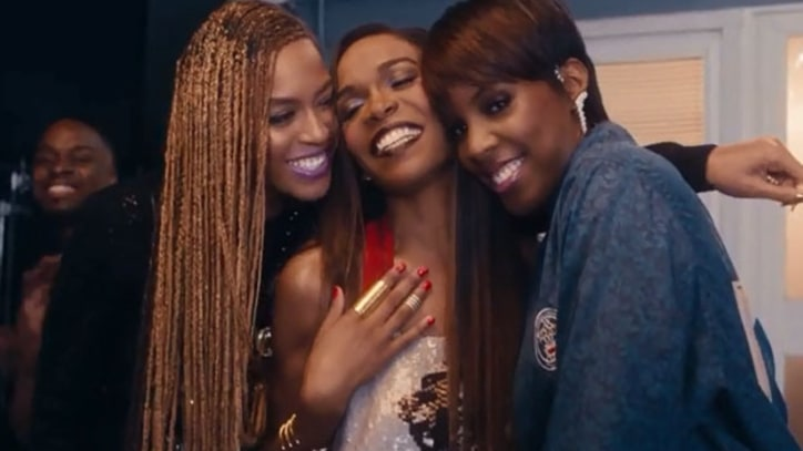 Destiny's Child Reunite for Michelle Williams' 'Say Yes!' Video
