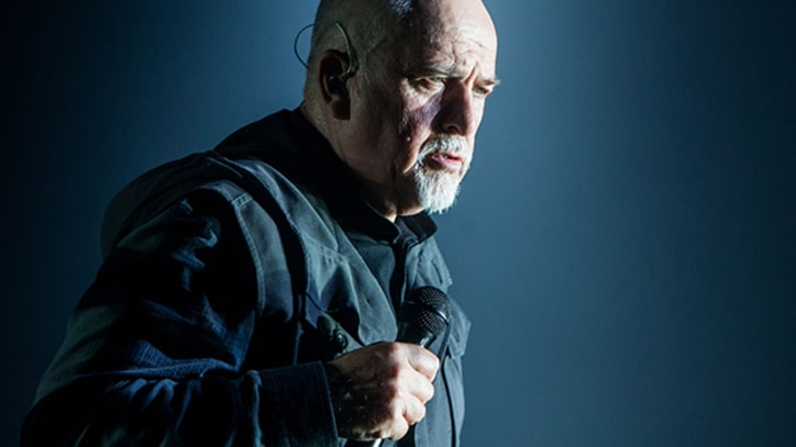 Peter Gabriel Revisits 'Mercy Street' Live in London - Premiere