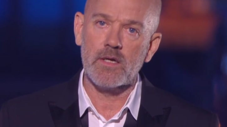 Why Michael Stipe Waited Five Years to Get an HIV Test