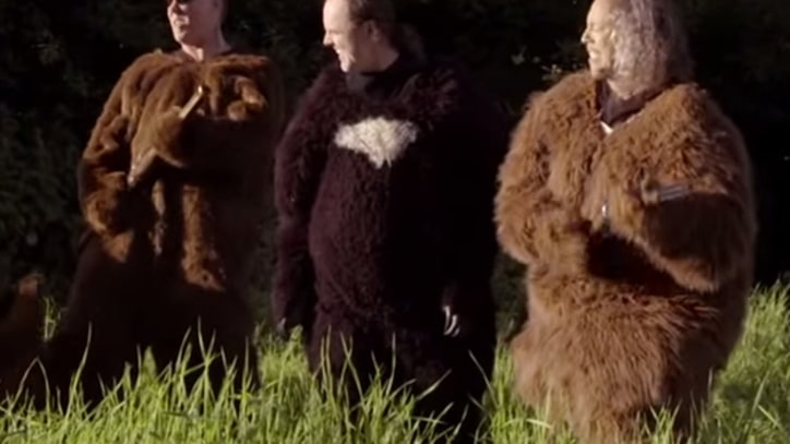 Metallica Dress Up as Murderous Bears in Short Film