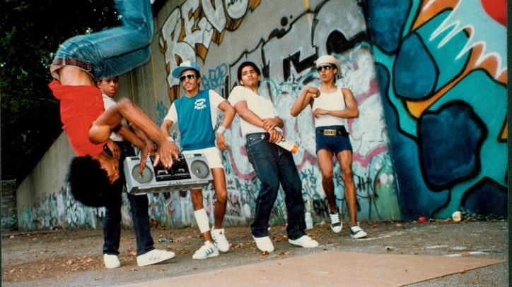 Lost 'Wild Style' Breakbeats Unearthed For Lavish 7-Disc Vinyl Set