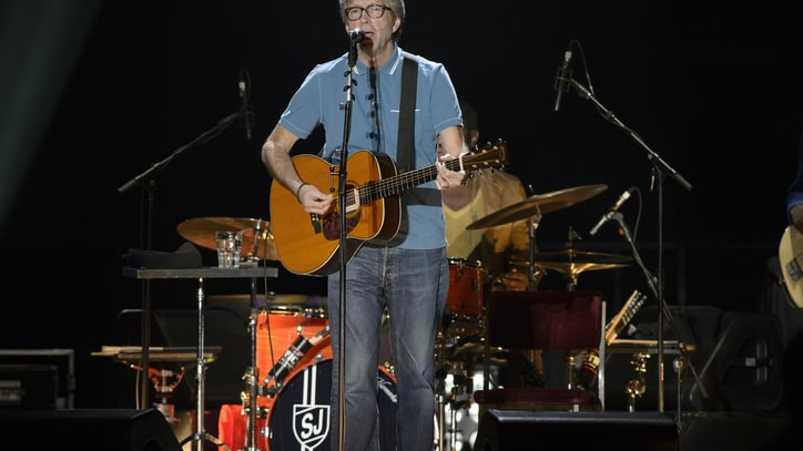 Eric Clapton Taps John Mayer, Mark Knopfler for New JJ Cale Covers