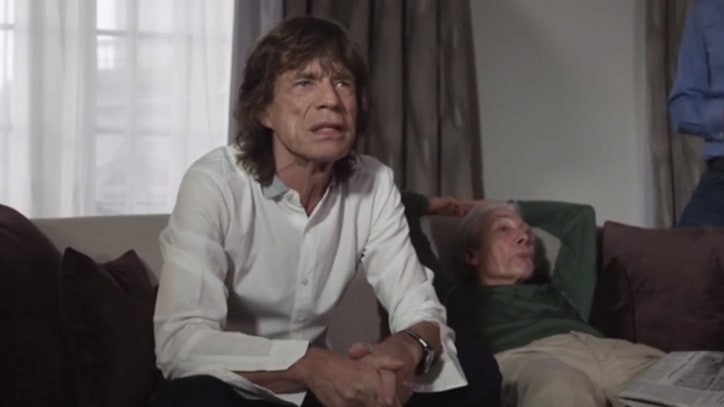 Watch Mick Jagger Dryly Accuse Monty Python of Being 'Wrinkly Old Men'