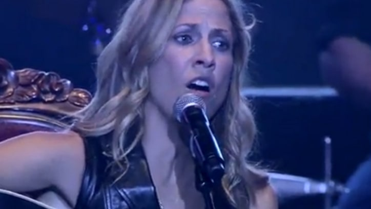Sheryl Crow Profiles U.S. Heroes, Music Icon in 'Redemption Day' Video