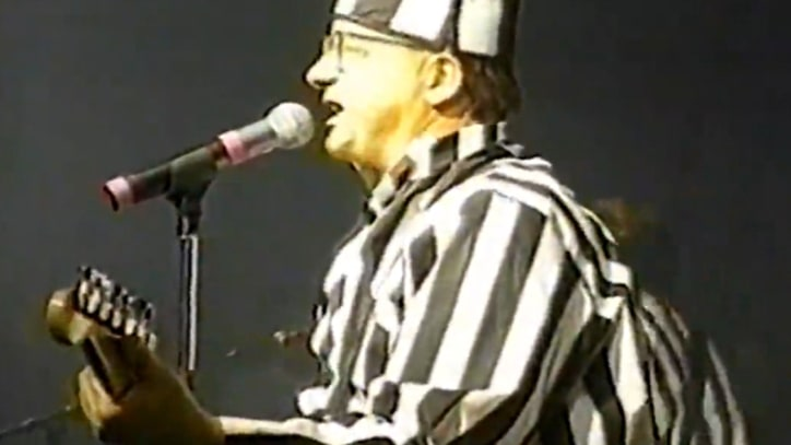 Watch Devo Play a Gritty 'Too Much Paranoia' in 1996 - Premiere