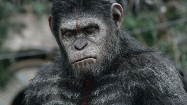 Travers on New 'Planet of the Apes': Go for the Monkey Business