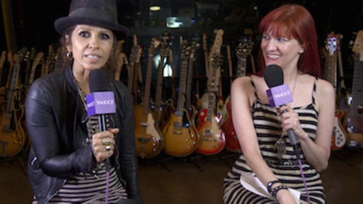 What's Going On? Linda Perry Talks Reality TV vs. Reality