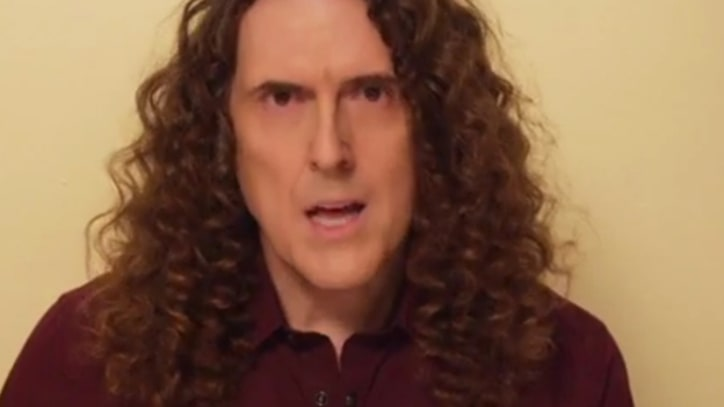 'Weird Al' Wards off Illuminati, Sandwich Mold in Lorde Parody Video