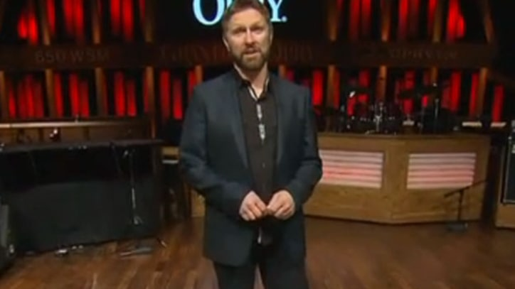 Craig Morgan Gives an Eye-Opening Backstage Tour of the Opry