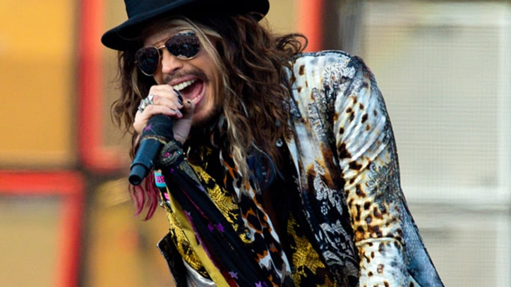 See Johnny Depp Play a Bluesy Guitar Solo With Aerosmith