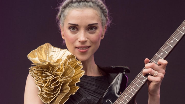 Nirvana's Reunion Honored 'Queer, Feminist Scene,' St. Vincent Says