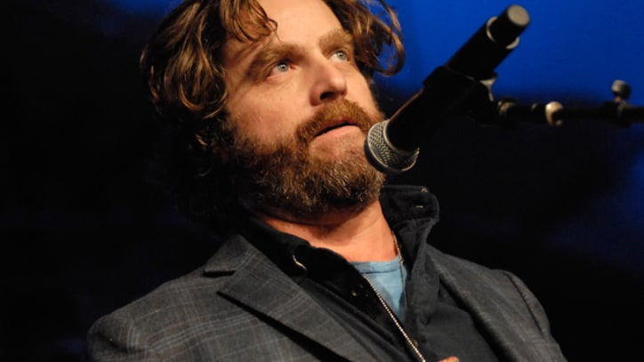 Zach Galifianakis Recreates National's Documentary for 'Funny or Die'