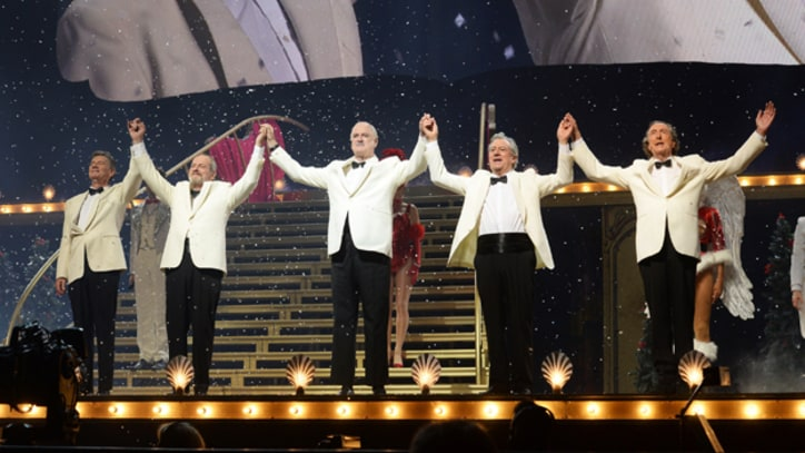 Watch Monty Python Sing Their Last Song Ever at Final Reunion Show