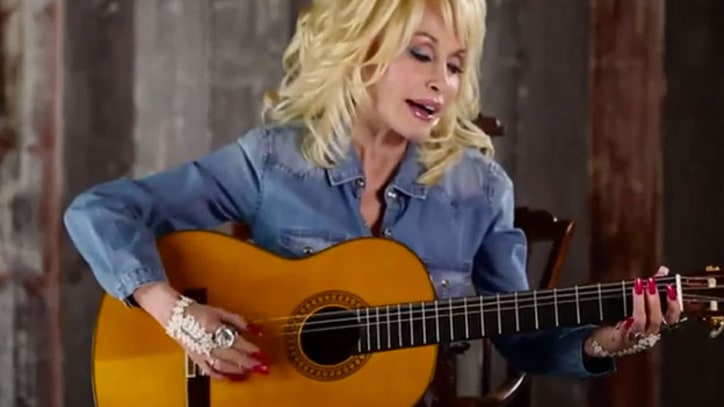 Dolly Parton Welcomes Families 'Home' to Tennessee — Exclusive Video