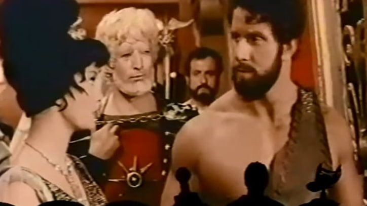 Flashback: 'Mystery Science Theater 3000' Battles 'Hercules'