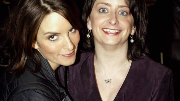 Watch Tina Fey and Rachel Dratch's Outrageous Two-Woman Show From 1999
