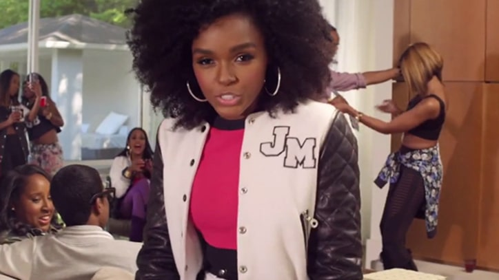 Janelle Monae Recruits Marching Band, T.I. for 'Electric Lady' Video