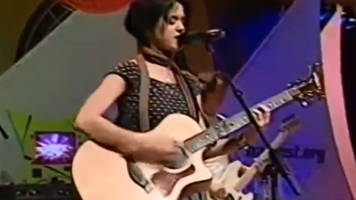 Flashback: Katy Perry Performs 'Search Me' on Christian TV