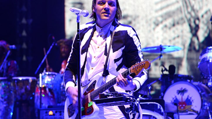 Watch Arcade Fire Cover Creedence Clearwater Revival in California
