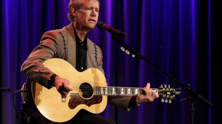 Randy Travis Releases 'Worry'-Free Video