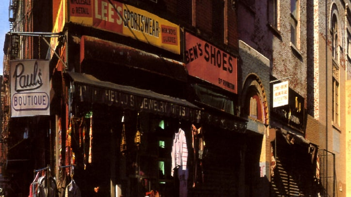 Beastie Boys' 'Paul's Boutique' Location to Host Commemorative Mural