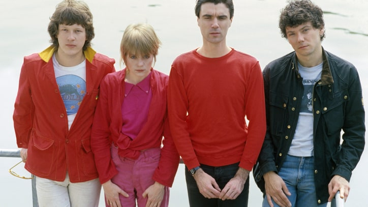 Talking Heads on 'Stop Making Sense': 'We Didn't Want Any Bulls--t'