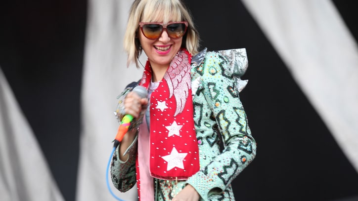 See Karen O's Murky Video for Lo-Fi Solo Song 'Rapt'