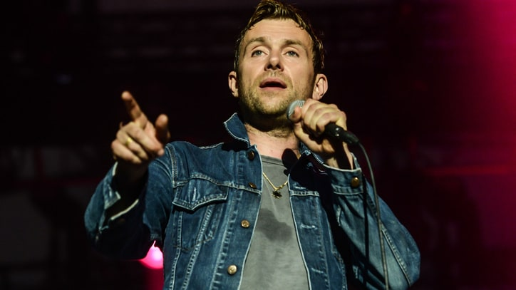 Damon Albarn Performs 'Everyday Robots' for Everyday Robots