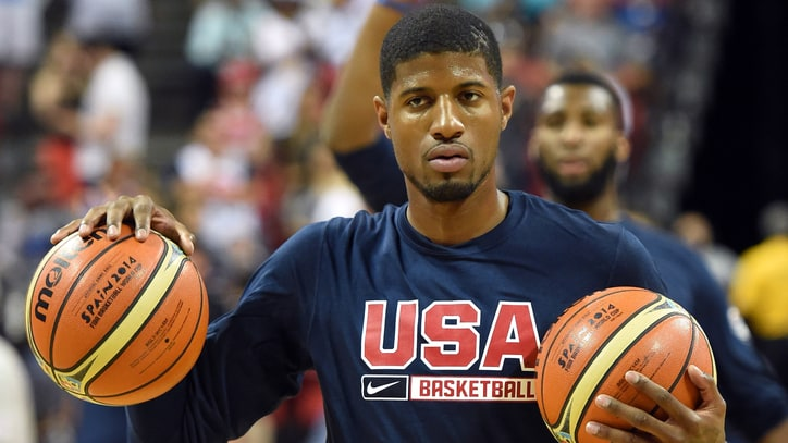 Flagrant 2: Paul George's Injury Is an International Incident