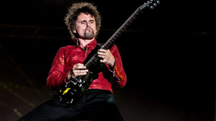 Muse's Matt Bellamy Promises to 'Get Heavy' on New Album